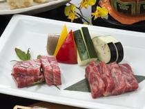 肥後×豊後 お肉の食べ比べ