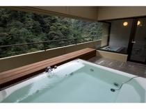 貴賓室 露天風呂