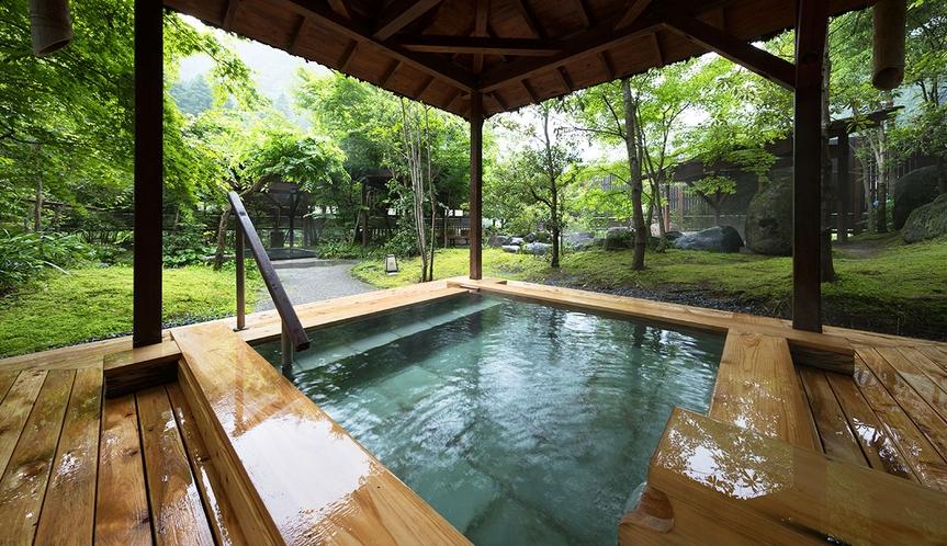 【吉祥の湯】木風呂