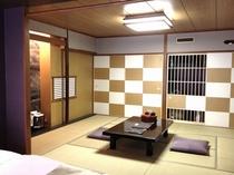 新和洋室・和室(熊本館)