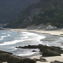 周辺_目の前の海(1)