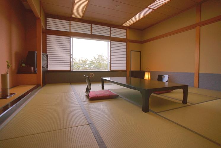 広々としたお部屋でゆっくりお過ごしください。