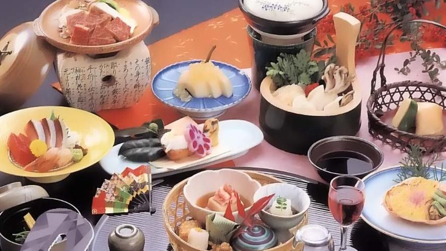 季節の料理【冬】(イメージ)