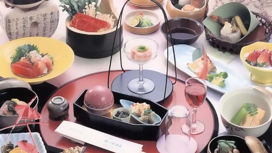 季節の料理【春】(イメージ)
