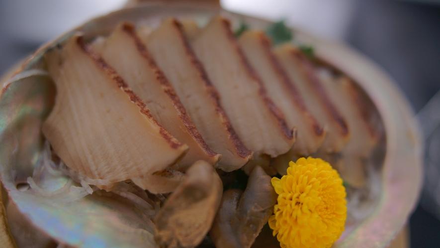 別注メニュー【甲州煮貝】山梨の伝統的な大人気料理。1人前2750円