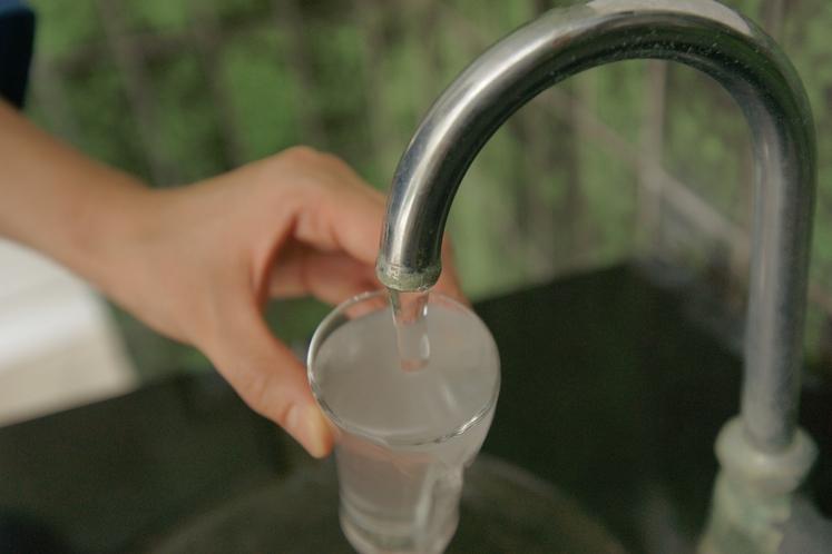 当館の泉質は、飲泉もできるほど上質なナトリウム塩化物泉です。