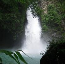 浄連の滝3