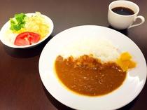朝食カレー