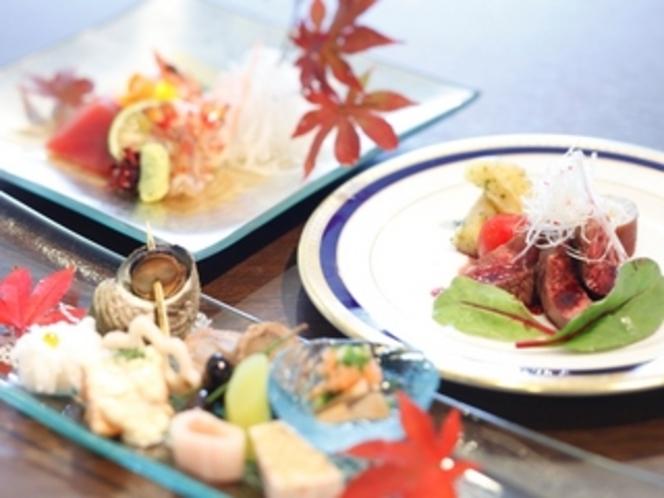 季節の会席料理 イメージ写真