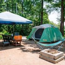 セルフキャンプサイト