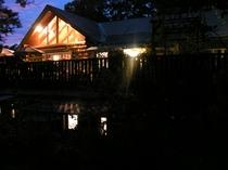 トゥンブクトゥの夜景