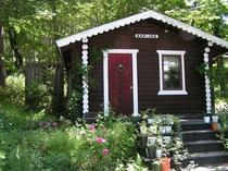 ガーデニング小屋