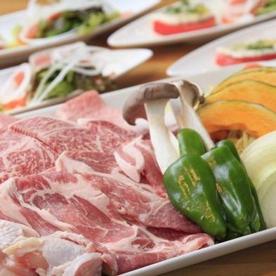 【6種類のお肉を楽しむ】ゲルに泊まってモンゴル満喫♪黒毛和牛の屋内BBQ☆【スタンダードプラン】