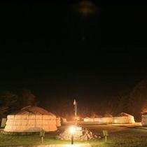 夜景ゲル正面