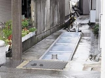 生地の清水(湧水)【黒部市】