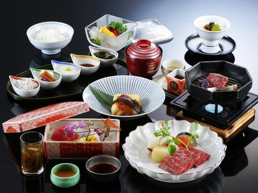 【客室利用最大6時間 昼の日帰り】神戸牛がメインの日本料理ご昼食付(ダイニング時分時)
