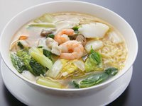 【期間限定|お得な日帰り中華プラン】選べる麺セットと入浴券付き|ダイニング時分時