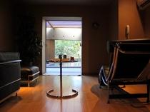 【プライベートスパ:朱音】洗練された個室はまさにプライベート空間