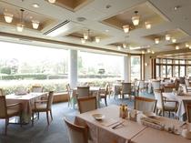 【欧風料理:フィオーレ】洋と和の調和をコンセプトに美しく盛り付けられたお料理をご堪能ください