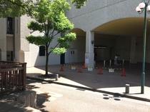 宝塚歌劇 楽屋口
