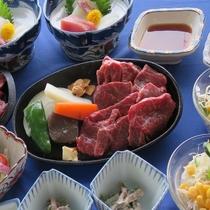 熊本牛ステーキ会席