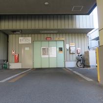 敷地内立体駐車場