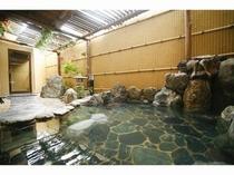 露天風呂【伊勢の湯】