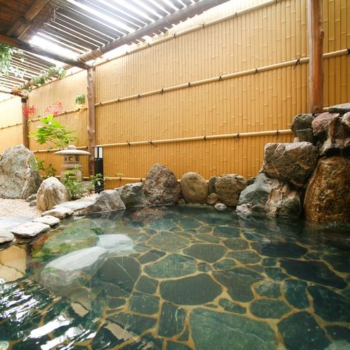 露天風呂(伊勢の湯)