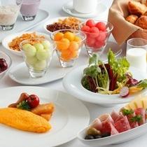 朝食ブッフェ(洋食)イメージ