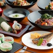 朝食ブッフェ(和食)イメージ