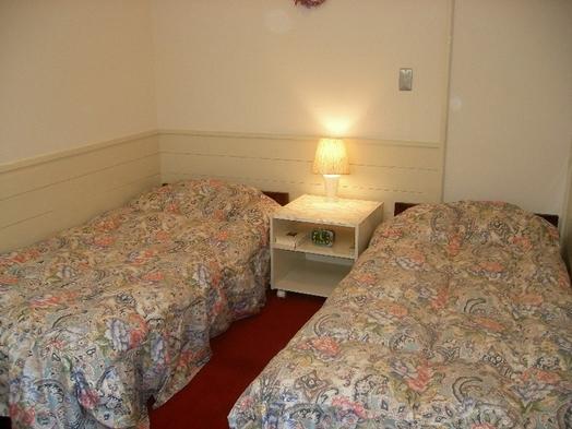 密避けての清里リラックス満喫ぷらん 本館のこのお部屋にはペットと同宿はできません