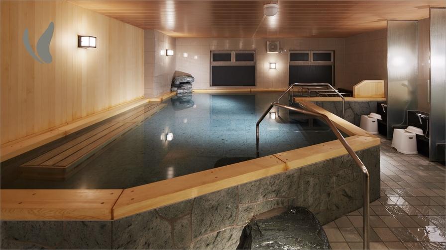 【九州はひとつ・頑張ろう鹿児島】人工温泉『光明石温泉』エネルギーを充電♪素泊り