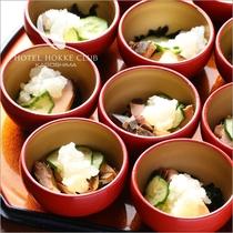 【朝食】なまり節のわかめポン酢