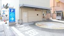 駐車場【ホテル裏手(先着順・有料)】