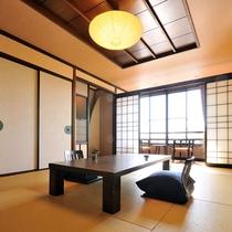 全5室ある【和モダン】のお部屋 1部屋づつインテリアが違います