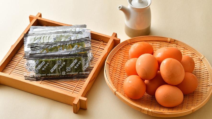 【ご朝食料理一例】
