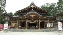 日本三稲荷・竹駒神社