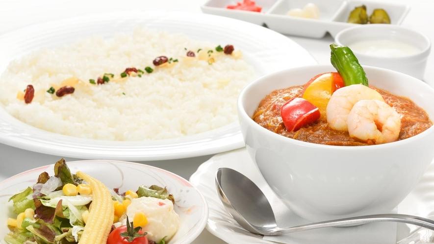 第一ホテル伝統の味!!パキスタンカレー