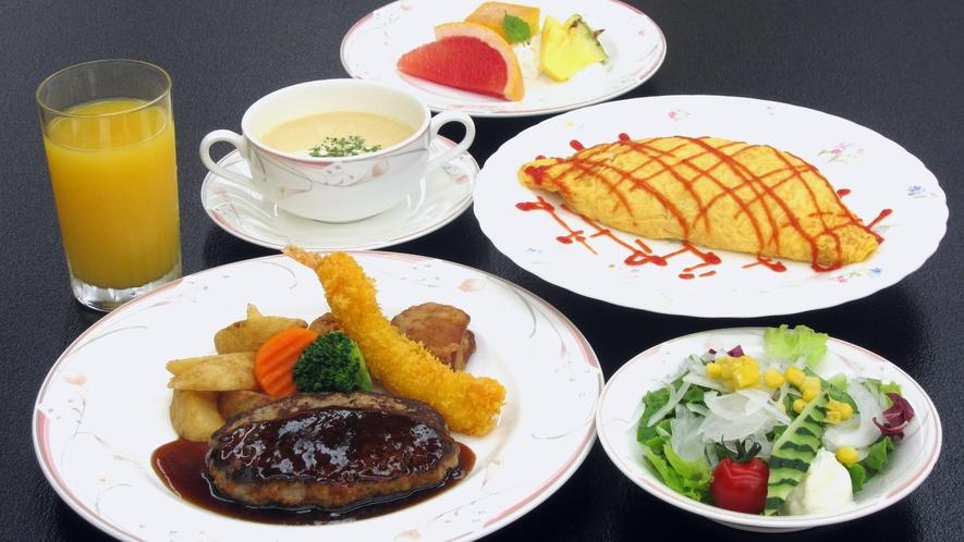 ご夕食(小学生):洋食ミニコース