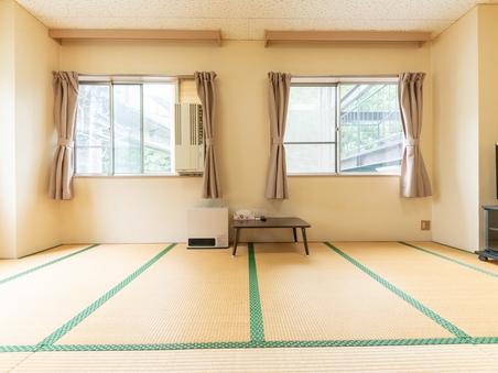 【禁煙】和室三人部屋(バス・トイレ無し)