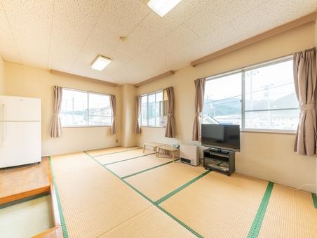 【禁煙】和室四人部屋(バス・トイレ無し)