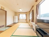 【禁煙】和室四人部屋