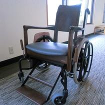 貸出品・車椅子一例