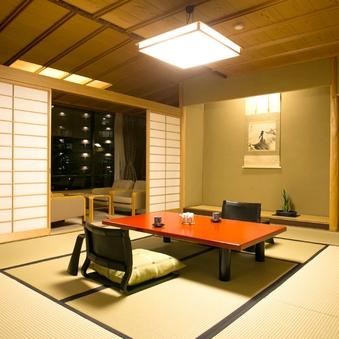 【和食レストラン】和室2間 10畳+4.5畳