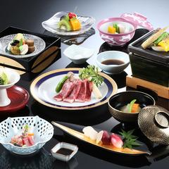 【日帰昼食11:30〜15:30】【和食レストラン】「季節会席」プラン