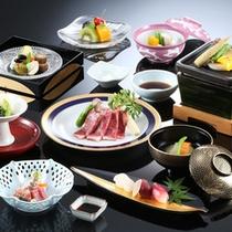 ◆猪名野_特選会席料理