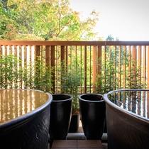 ◆客室_金泉銀泉露天付き貴賓室の露天風呂