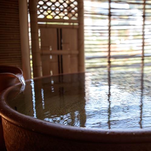 ◆温泉_無料の銀泉貸切露天風呂