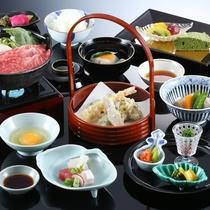 ◆猪名野_選べる会席(基本料理)の一例