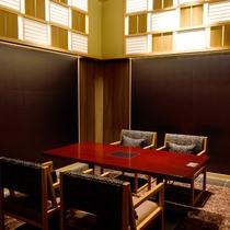 ◆シェフズルーム厨舎の焙窯焼き個室